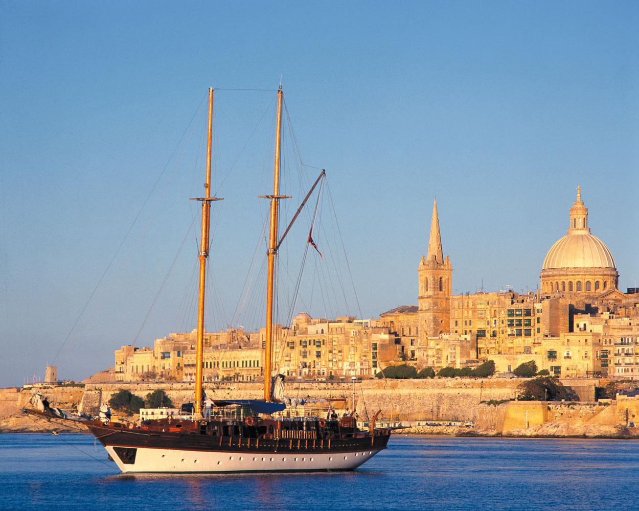 Circuit découverte à Malte au départ du HAVRE ! DÉCOUVERTE DE MALTE à partir de 985 € TTC